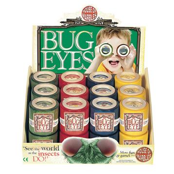 Bug Eye Wooden Kaleidoscope