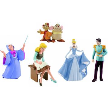 Cinderella Figures