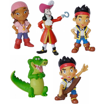 Jake & the Never Land Pirates Figures