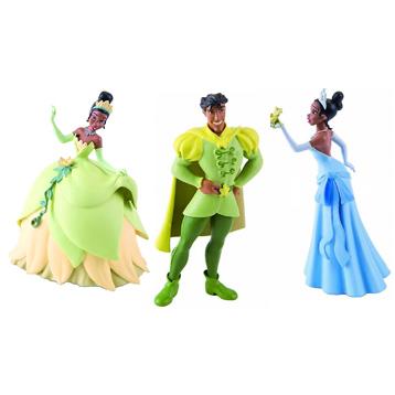 Princess & the Frog Figures