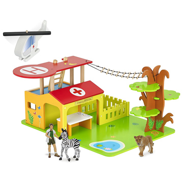 Bush Hospital Play Set