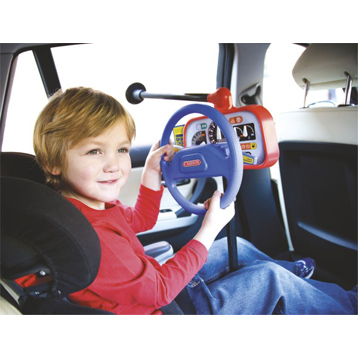 Little Driver Backseat Driver