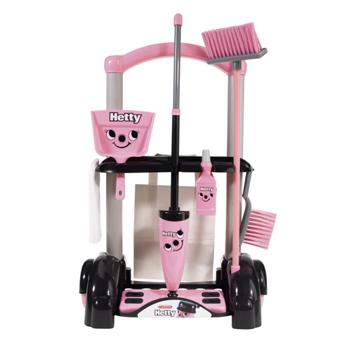 Little Helper Hetty Cleaning Trolley