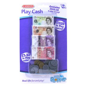 Little Shopper Play Cash