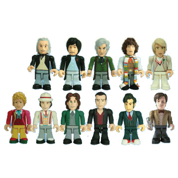 Eleven Doctors Collectors Pack