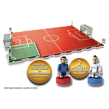 Sportstars Collect & Build