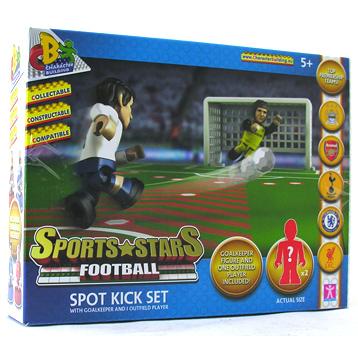 Sportstars Penalty Shoot Out