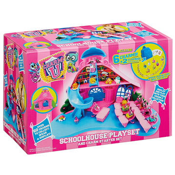 Schoolhouse Playset
