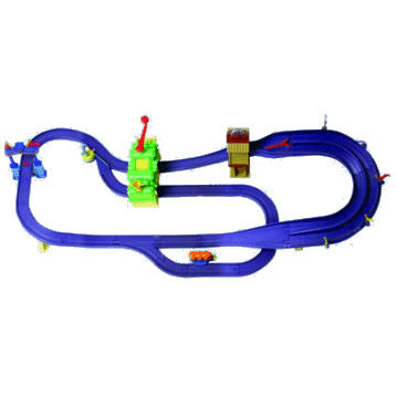 Chugger Championship Series Deluxe Playset