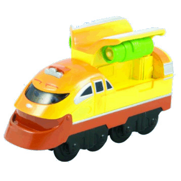 Chuggington Trains | Jet Pack Action Chugger
