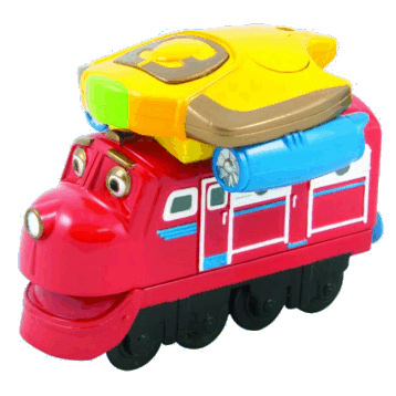 Chuggington Trains | Jet Pack Wilson