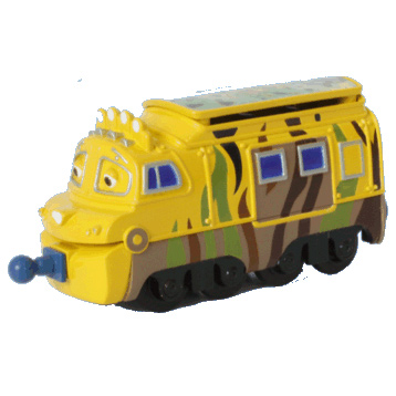 Chuggington Trains | Mtambo