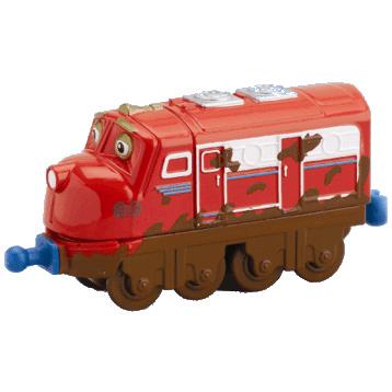 Chuggington Trains | Muddy Wilson