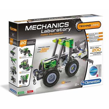 Mechanics Laboratory Farm Equipment