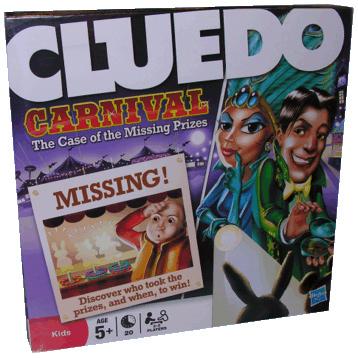 Cluedo Carnival