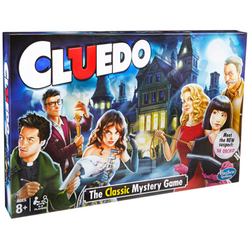 Cluedo, The Classic Mystery Game
