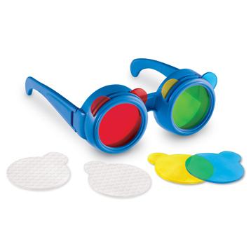 Colour Mixing Glasses