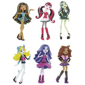 Comansi Figure Collection