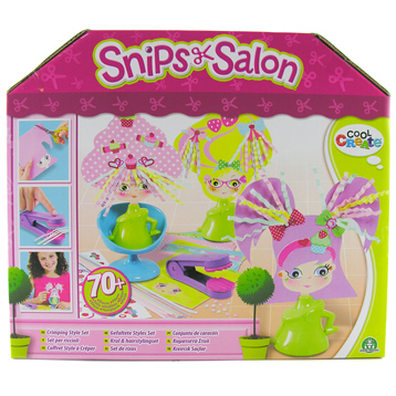 Snips Salon Crimping Style Set