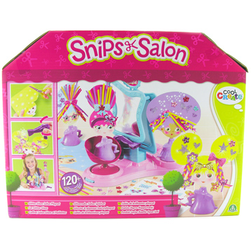 Snips Salon Glitter Glam Salon Playset