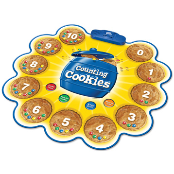 Counting Cookies Electronic Play Mat