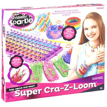 Super Cra-Z-Loom