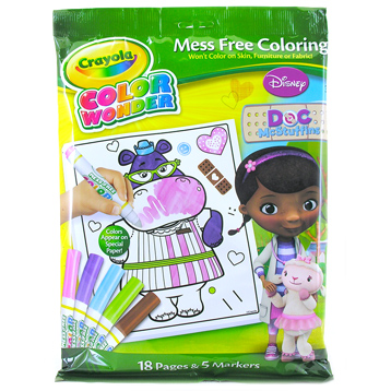 Colour Wonder Doc McStuffins