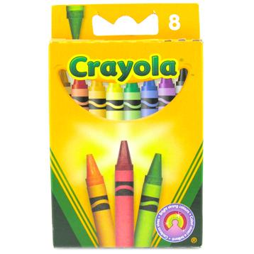Standard Crayons