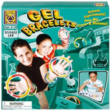 Gel Bracelet Lab