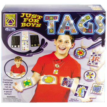 Just for Boys Tags