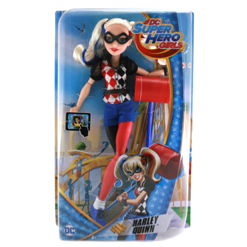Super Hero Girls Harley Quinn Doll