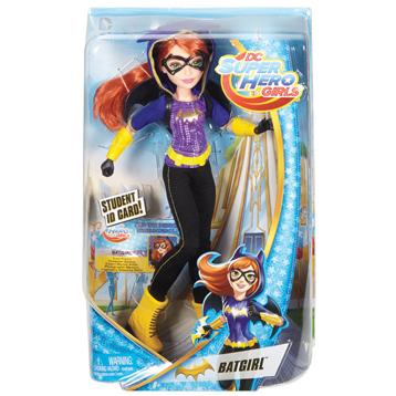 Super Hero Girls Batgirl Doll