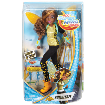 Super Hero Girls Bumble Bee Doll