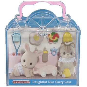 Delightful Duo Carry Case