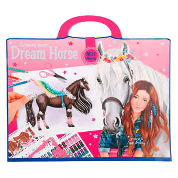 Miss Melody Create your Dream Horse Sticker Book