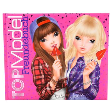 TOPModel Friendship Book (Pink)
