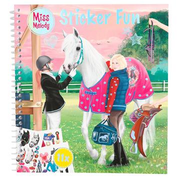 Miss Melody Sticker Fun