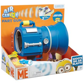 Air Cannon Gun