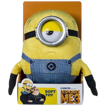 Despicable Me Mel Soft Toy