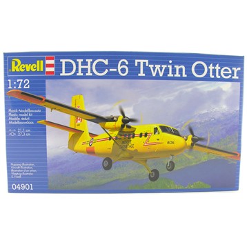 DHC-6 Twin Otter (1:72 Scale)