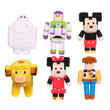 6 Inch Plush Assorted (Series 1)