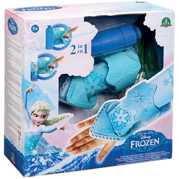 Elsa's Magic Snow Sleeve