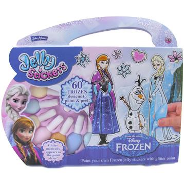Disney Frozen Jelly Stickers