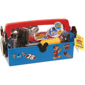 Mickey & The Roadster Racers Pit Crew Tool Box