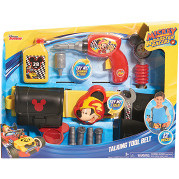 Mickey & The Roaster Racers Talking Tool Belt