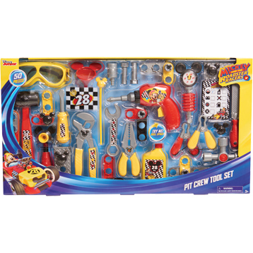 Mickey & The Roadster Racers Pit Crew Set