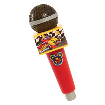 Mickey & The Roadster Racers Microphone