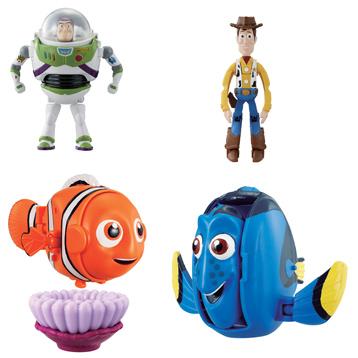 Pixar Hatch n Heroes