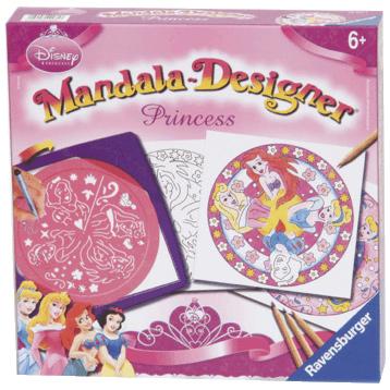 Disney Princess Mandala Designer