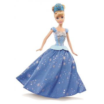 Twirling Skirt Cinderella